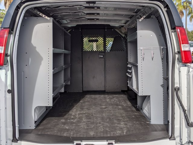2020 Chevrolet Express 2500 4x2, Masterack Upfitted Cargo Van #L1272059 - photo 1