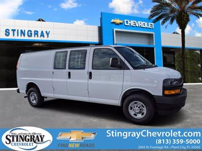 2020 Chevrolet Express 2500 4x2, Masterack Upfitted Cargo Van #L1272059 - photo 1