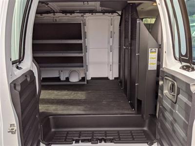 2020 Chevrolet Express 2500 4x2, Masterack Upfitted Cargo Van #L1272059 - photo 14