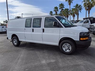 2020 Chevrolet Express 2500 4x2, Masterack Upfitted Cargo Van #L1272059 - photo 3