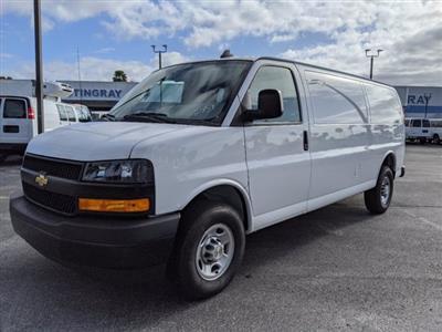 2020 Chevrolet Express 2500 4x2, Masterack Upfitted Cargo Van #L1272059 - photo 9