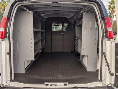 2020 Chevrolet Express 2500 4x2, Masterack Upfitted Cargo Van #L1272075 - photo 2
