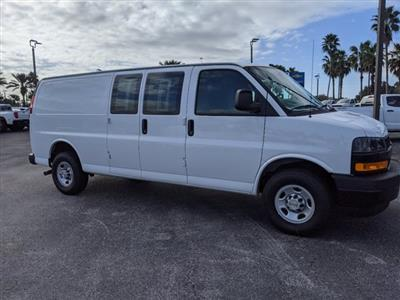 2020 Chevrolet Express 2500 4x2, Masterack Upfitted Cargo Van #L1272075 - photo 3