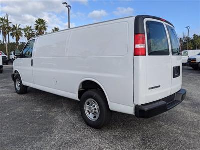 2020 Chevrolet Express 2500 4x2, Masterack Upfitted Cargo Van #L1272075 - photo 7
