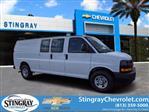 2020 Chevrolet Express 2500 4x2, Masterack Upfitted Cargo Van #L1272075 - photo 1
