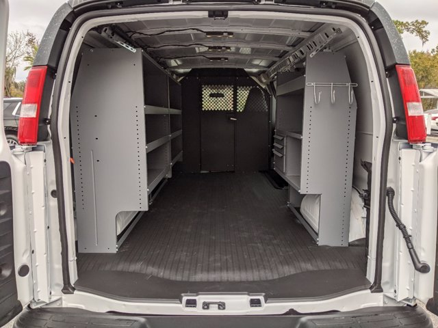 2020 Chevrolet Express 2500 4x2, Masterack Upfitted Cargo Van #L1272090 - photo 2