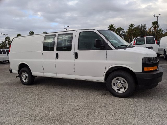 2020 Chevrolet Express 2500 4x2, Masterack Upfitted Cargo Van #L1272090 - photo 3