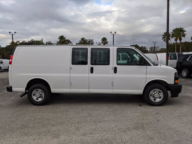 2020 Chevrolet Express 2500 4x2, Masterack Upfitted Cargo Van #L1272090 - photo 4
