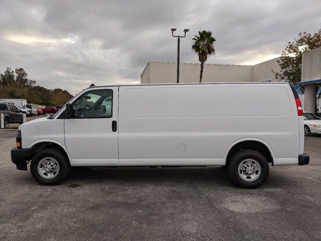 2020 Chevrolet Express 2500 4x2, Masterack Upfitted Cargo Van #L1272090 - photo 8