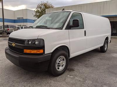 2020 Chevrolet Express 2500 4x2, Masterack Upfitted Cargo Van #L1272090 - photo 9