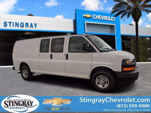 2020 Chevrolet Express 2500 4x2, Masterack Upfitted Cargo Van #L1272096 - photo 1