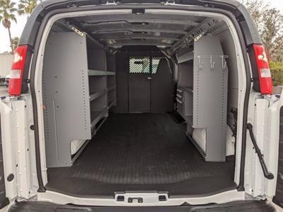 2020 Chevrolet Express 2500 4x2, Masterack Upfitted Cargo Van #L1272096 - photo 2