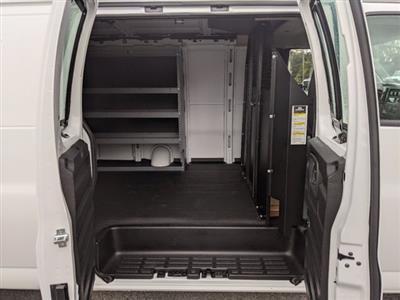 2020 Chevrolet Express 2500 4x2, Masterack Upfitted Cargo Van #L1272096 - photo 14