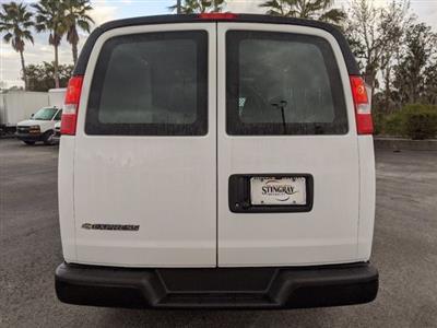 2020 Chevrolet Express 2500 4x2, Masterack Upfitted Cargo Van #L1272096 - photo 6
