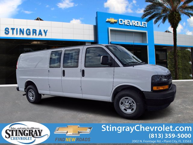 2020 Chevrolet Express 2500 4x2, Masterack Upfitted Cargo Van #L1272106 - photo 1