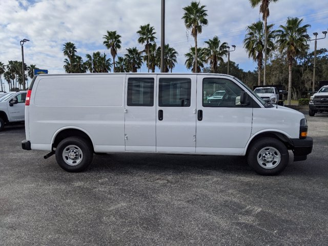 2020 Chevrolet Express 2500 4x2, Masterack Upfitted Cargo Van #L1272106 - photo 4