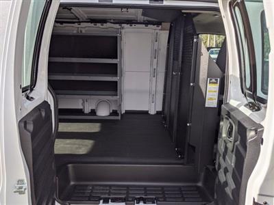 2020 Chevrolet Express 2500 4x2, Masterack Upfitted Cargo Van #L1272106 - photo 14