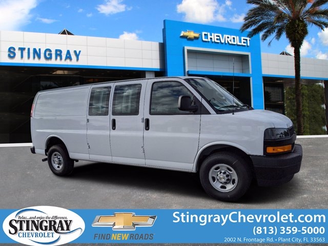 2020 Chevrolet Express 2500 4x2, Masterack Upfitted Cargo Van #L1272203 - photo 1