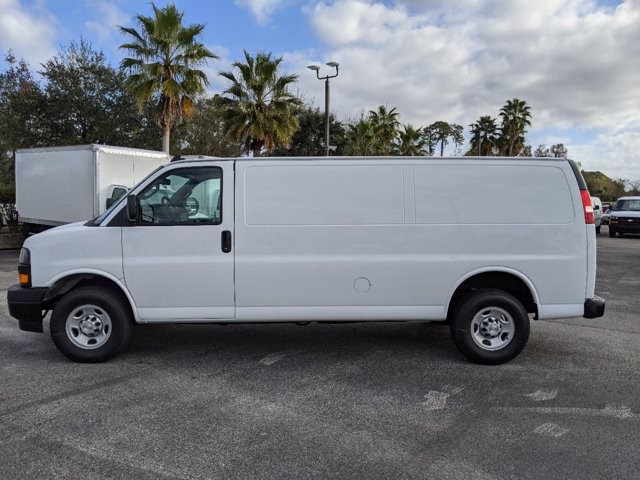 2020 Chevrolet Express 2500 4x2, Masterack Upfitted Cargo Van #L1272203 - photo 8