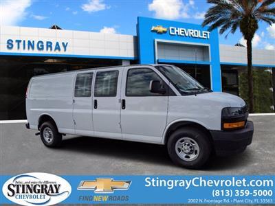 2020 Chevrolet Express 2500 4x2, Masterack Upfitted Cargo Van #L1272203 - photo 1