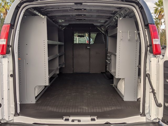 2020 Chevrolet Express 2500 4x2, Masterack Upfitted Cargo Van #L1272210 - photo 2