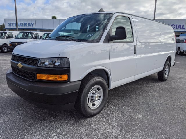 2020 Chevrolet Express 2500 4x2, Masterack Upfitted Cargo Van #L1272210 - photo 9