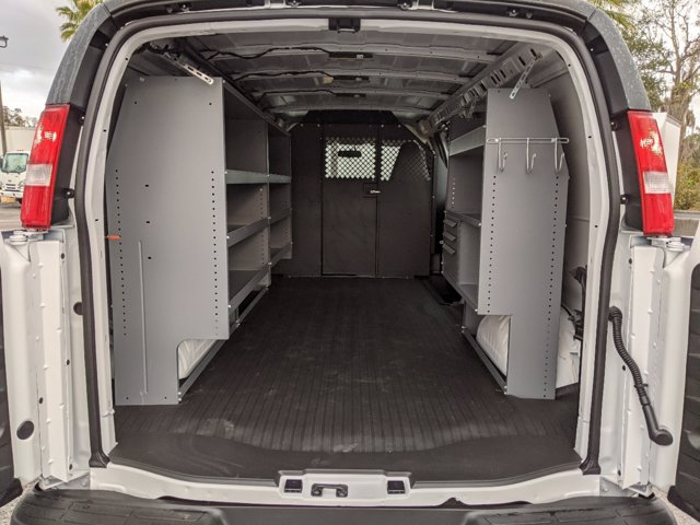 2020 Chevrolet Express 2500 4x2, Masterack Upfitted Cargo Van #L1272224 - photo 1