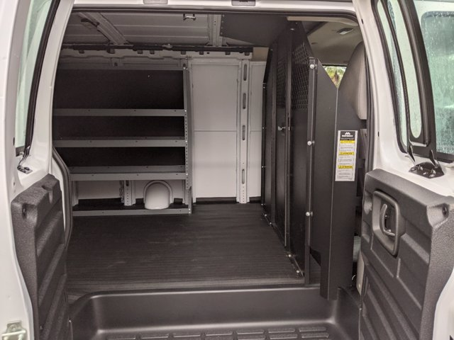 2020 Chevrolet Express 2500 4x2, Masterack Upfitted Cargo Van #L1272224 - photo 14