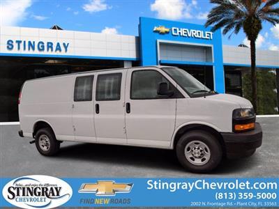 2020 Chevrolet Express 2500 4x2, Masterack Upfitted Cargo Van #L1272224 - photo 1