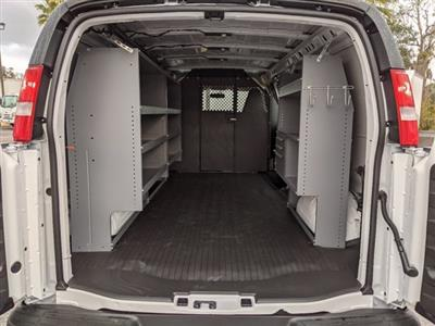 2020 Chevrolet Express 2500 4x2, Masterack Upfitted Cargo Van #L1272224 - photo 2