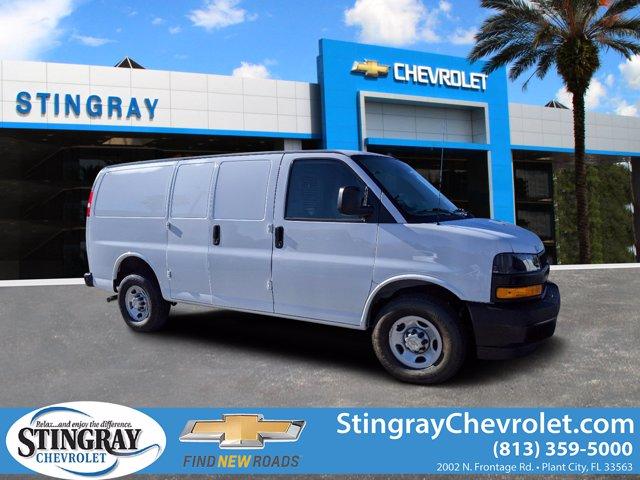 2020 Chevrolet Express 2500 4x2, Adrian Steel Upfitted Cargo Van #L1275180 - photo 1