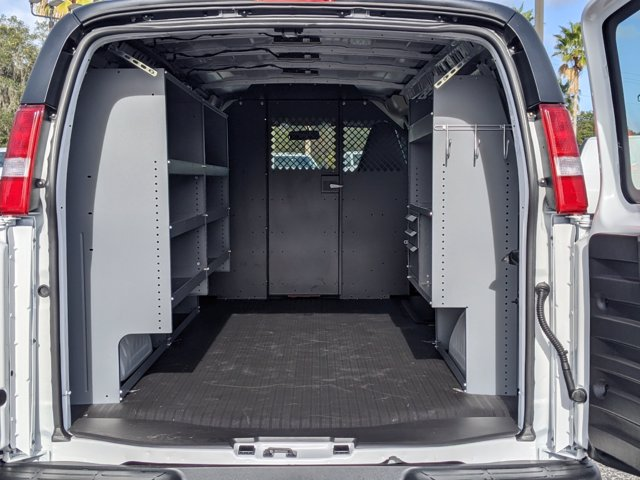 2020 Chevrolet Express 2500 4x2, Masterack Upfitted Cargo Van #L1276646 - photo 1