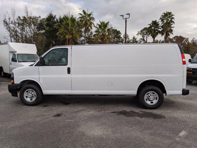 2020 Chevrolet Express 2500 4x2, Masterack Upfitted Cargo Van #L1276689 - photo 8