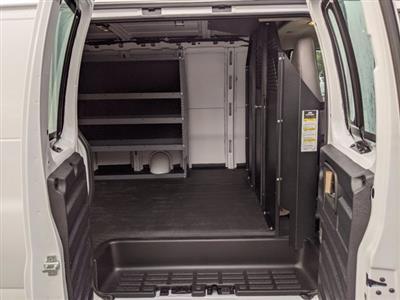 2020 Chevrolet Express 2500 4x2, Masterack Upfitted Cargo Van #L1276689 - photo 14