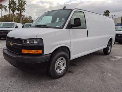 2020 Chevrolet Express 2500 4x2, Masterack Upfitted Cargo Van #L1276689 - photo 9