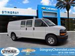 2020 Chevrolet Express 2500 4x2, Masterack Upfitted Cargo Van #L1276689 - photo 1