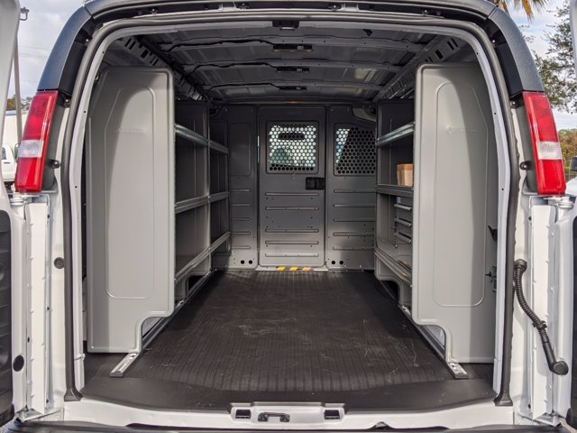 2020 Chevrolet Express 2500 4x2, Adrian Steel Upfitted Cargo Van #L1276774 - photo 1