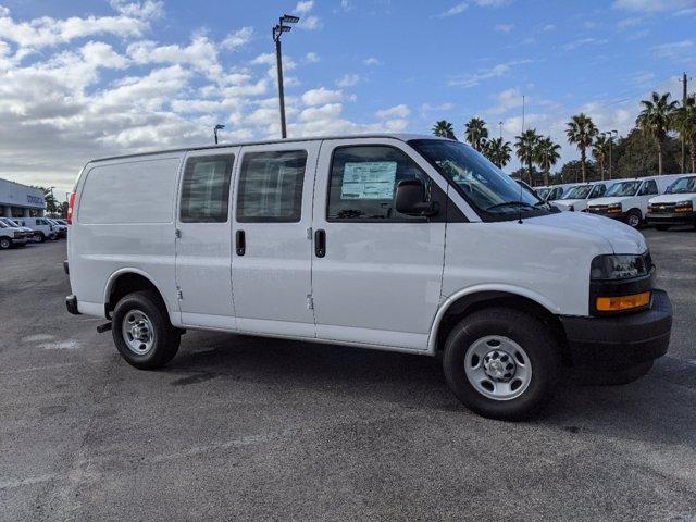2020 Chevrolet Express 2500 4x2, Adrian Steel Upfitted Cargo Van #L1276774 - photo 3