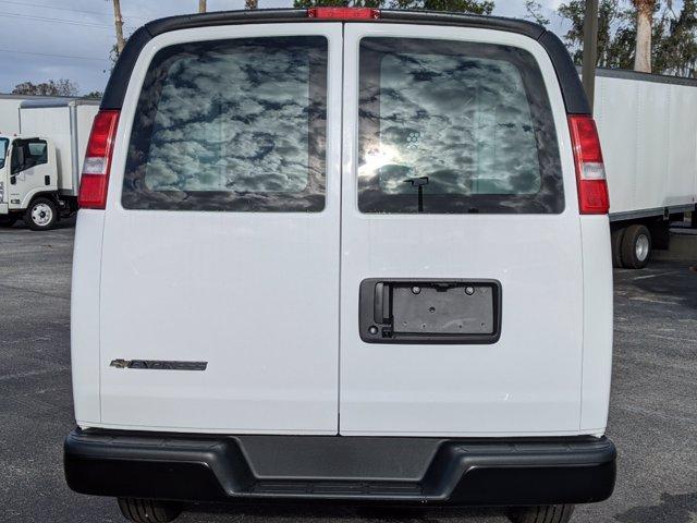 2020 Chevrolet Express 2500 4x2, Adrian Steel Upfitted Cargo Van #L1276774 - photo 6