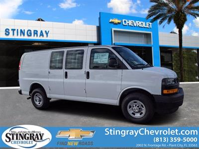 2020 Chevrolet Express 2500 4x2, Adrian Steel Upfitted Cargo Van #L1276774 - photo 1