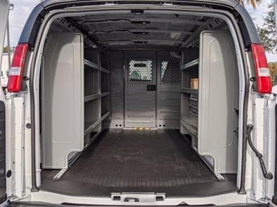 2020 Chevrolet Express 2500 4x2, Adrian Steel Upfitted Cargo Van #L1276774 - photo 2