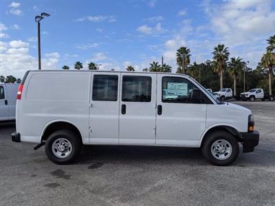 2020 Chevrolet Express 2500 4x2, Adrian Steel Upfitted Cargo Van #L1276774 - photo 4