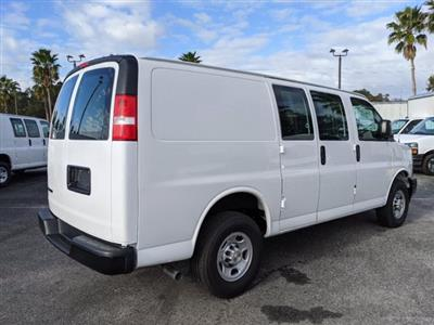 2020 Chevrolet Express 2500 4x2, Adrian Steel Upfitted Cargo Van #L1276774 - photo 5