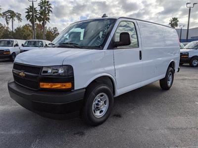2020 Chevrolet Express 2500 4x2, Adrian Steel Upfitted Cargo Van #L1276774 - photo 9