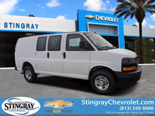 2020 Chevrolet Express 2500 4x2, Adrian Steel Upfitted Cargo Van #L1276793 - photo 1