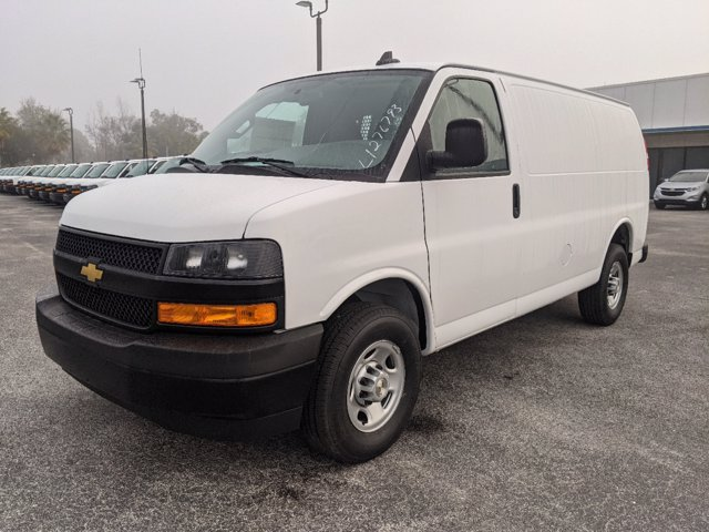 2020 Chevrolet Express 2500 4x2, Adrian Steel Upfitted Cargo Van #L1276793 - photo 9