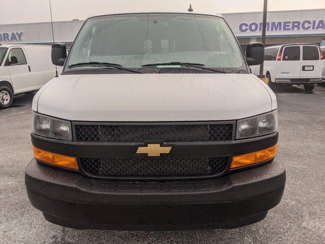 2020 Chevrolet Express 2500 4x2, Adrian Steel Upfitted Cargo Van #L1276793 - photo 10
