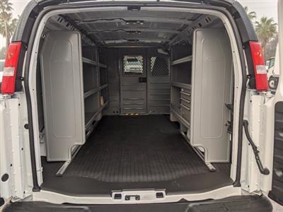 2020 Chevrolet Express 2500 4x2, Adrian Steel Upfitted Cargo Van #L1276793 - photo 2