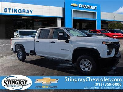 2020 Chevrolet Silverado 2500 Crew Cab 4x4, Pickup #LF164558 - photo 1