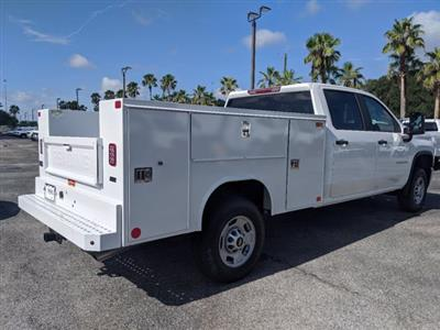 2020 Chevrolet Silverado 2500 Crew Cab RWD, Reading SL Service Body #LF197840 - photo 2